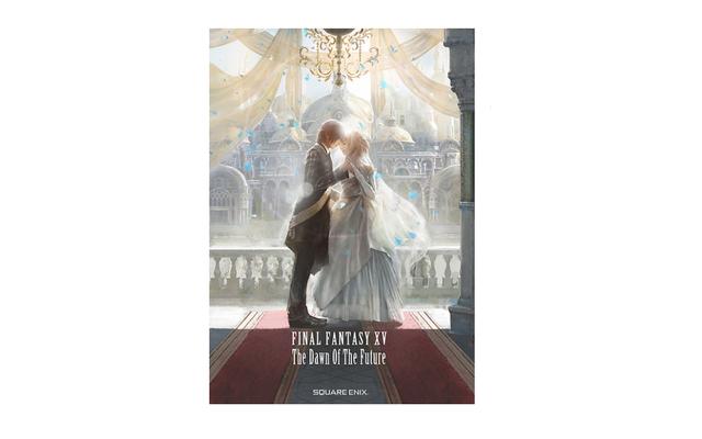 Encore plus de contenu Final Fantasy XV arrive ... sous forme de livre