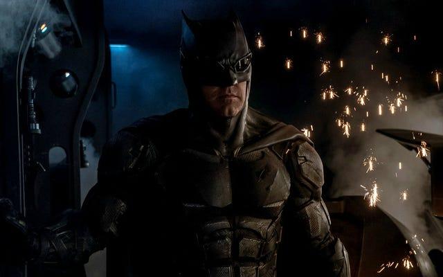 バットマンはあなたのバットマンvsスーパーマン批判に同意します