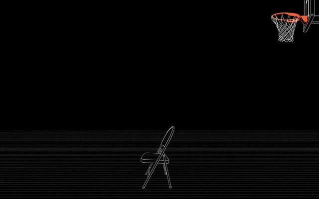 L'histoire vraie totalement inattendue de la chaise mystère magique de Yi Jianlian