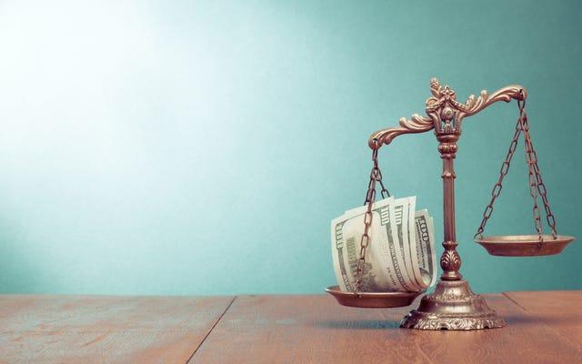 あなたが弁護士を買う余裕がない場合の法的アドバイスを見つける方法