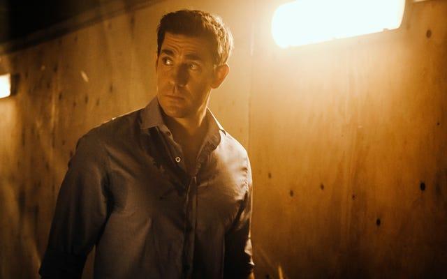 ジャックライアンは世界を駆け巡るスリルを釘付けにしますが、その主演男優と格闘します