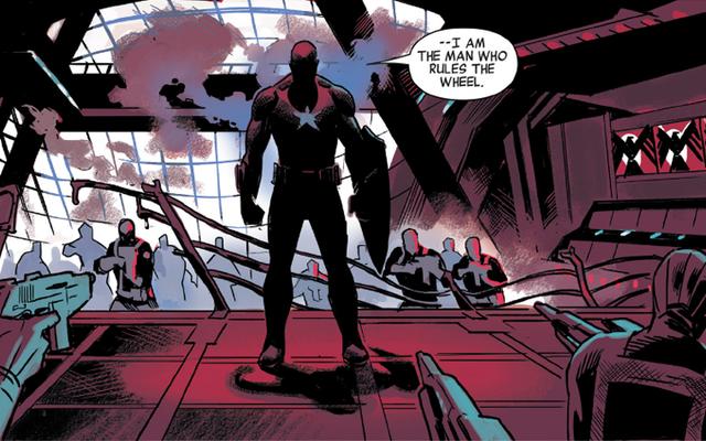 L'événement de l'Empire secret de Marvel prend un départ déchirant et déroutant