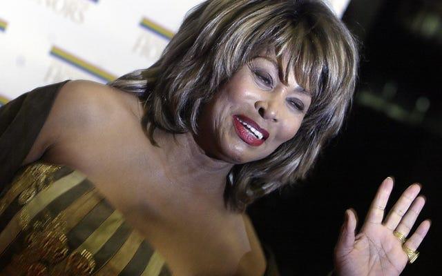 Les racistes sont finalement allés trop loin: la peinture murale de Tina Turner défigurée par une croix gammée