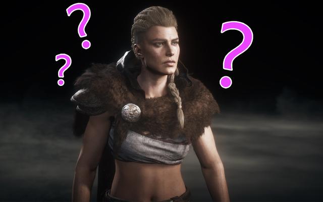 Vì vậy, về việc Batshit kết thúc với Assassin's Creed Valhalla
