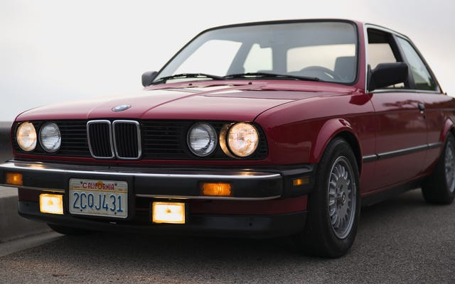 BMWが作るべきだったV8E30は本当に素晴らしいです