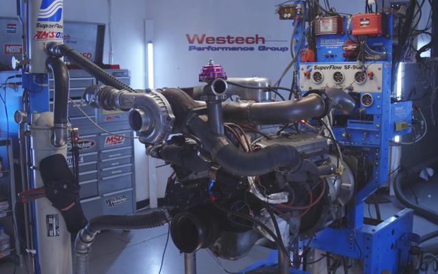 Comment un turbo diesel double la puissance d'un V8 Mustang Junky