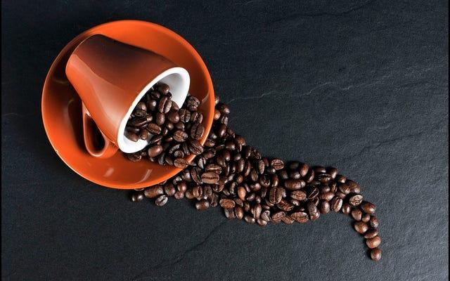 Sahte Kahve Artık Endişelenmeniz Gereken Bir Şey