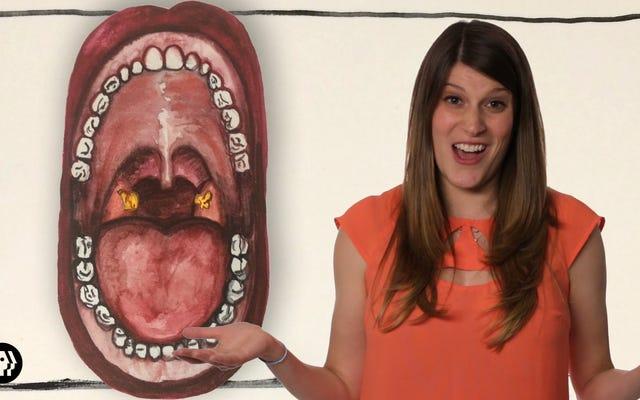 Tonsil Stones สิ่งที่ร้ายกาจที่สุดในปากของคุณเป็นเรื่องปกติโดยสิ้นเชิง