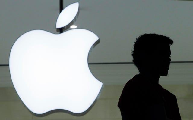 従業員を解雇し、開発を再考するアップルの自動運転車プロジェクト:レポート