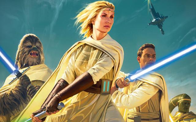 Rompiendo Star Wars: The High Republic: Jedi antiguo, nueva tecnología y conexiones fascinantes