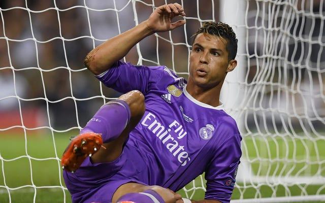 Cristiano Ronaldo został oskarżony o oszustwo podatkowe za uniknięcie prawie 15 milionów euro w podatkach