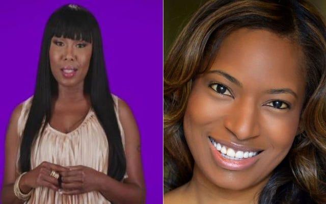 การแสดงความเป็นจริงของ Sorority Sisters ของ VH1 ทำให้สองพี่น้องออกจาก AKA
