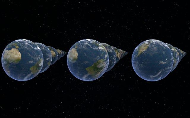 新しい環境イニシアチブは2000万の新しい地球を植えることを要求します