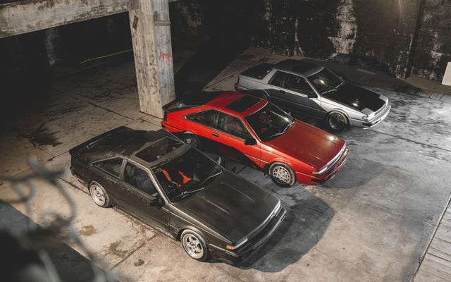 Conozca a los entusiastas acérrimos que mantienen vivo el sueño del Nissan 200SX en un búnker NORAD
