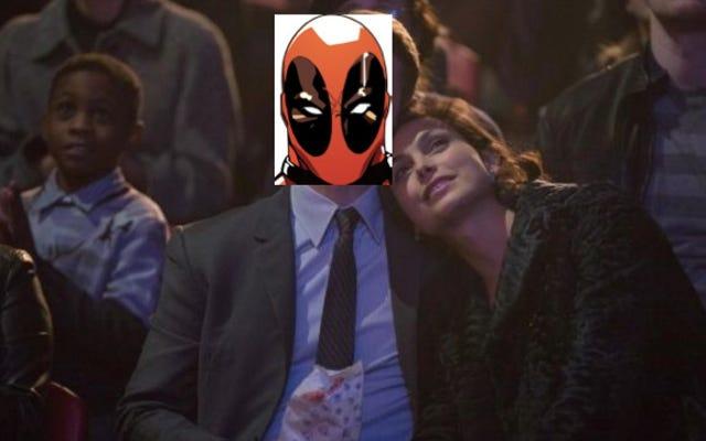 Deadpool jette Morena Baccarin comme son chef de file romantique. Attends quoi?