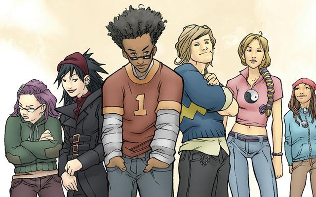 Berikut Adalah Bintang Acara TV Marvel's Runaways