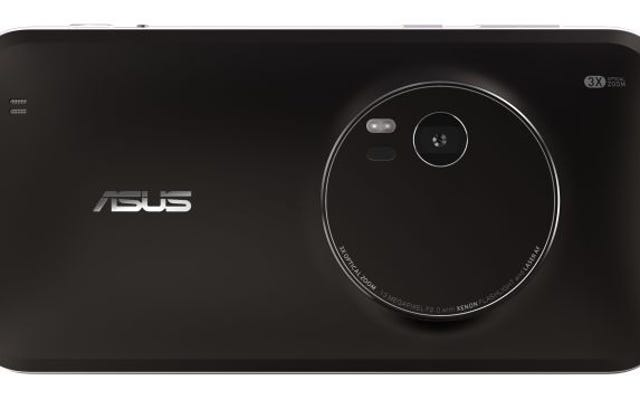 Asus удалось поставить оптический зум в новый ZenFone Zoom