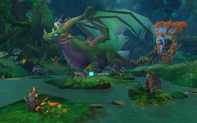 เรื่องราวที่เศร้าที่สุดใน World Of Warcraft: Legion