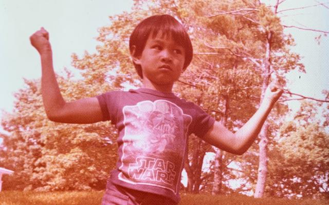 Dorastanie w Gwiezdnych wojnach, widziane oczami autora Phuc Tran