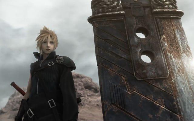 15 anni dopo, Final Fantasy VII: Advent Children è molto più intelligente di quanto ricordi