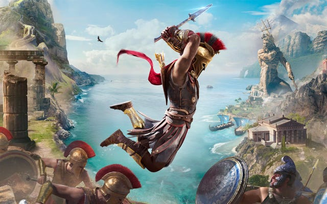 Ubisoft zakazuje stworzonych przez graczy zadań Assassin's Creed, które pozwolą ci awansować, nie robiąc nic