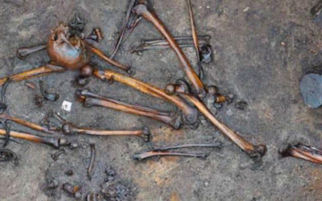 Para korban pertempuran berusia 2.300 tahun mengungkap praktik perang brutal orang Jerman kuno