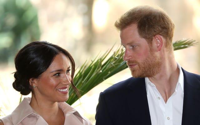Sta arrivando un duca, una duchessa e ... un documentario sulla coppia reale (e Archie!)
