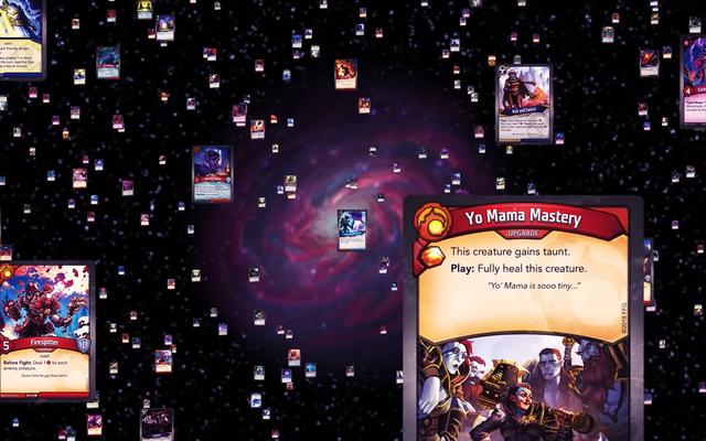 マジック:ザギャザリングクリエーターの新しいカードゲームでは、すべてのデッキがユニークです