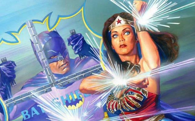 Batman '66 İlk Kez Wonder Woman ile İşbirliği Yapıyor