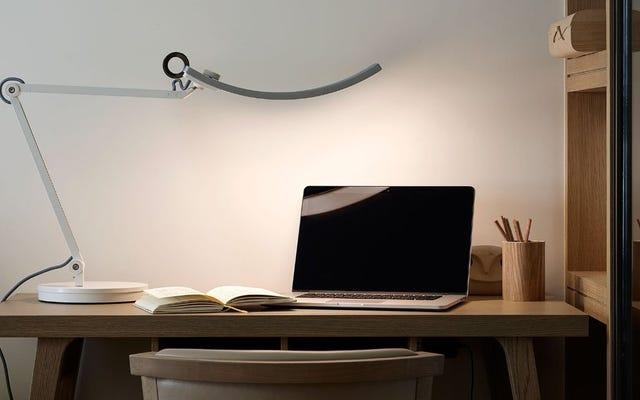 โคมไฟตั้งโต๊ะอันน่าทึ่งของ BenQ ยังใช้งานได้อย่างเหลือเชื่อ [อัปเดต]