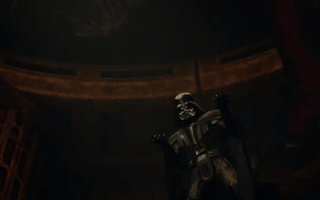 Darth Vader, Yeni Vader Ölümsüz Bölüm II Fragmanında Dört Silahlı Bir Rancor ile Karşılaşıyor