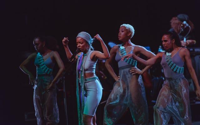 ジェイミーラ・ウッズのHeavnの最終公演は、2018年の最高のライブショーの1つでした