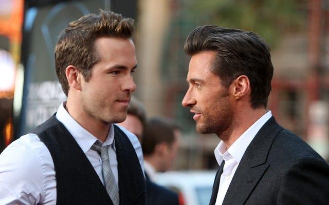 Ryan Reynolds todavía está desesperado por conseguir a Hugh Jackman en una película de Deadpool