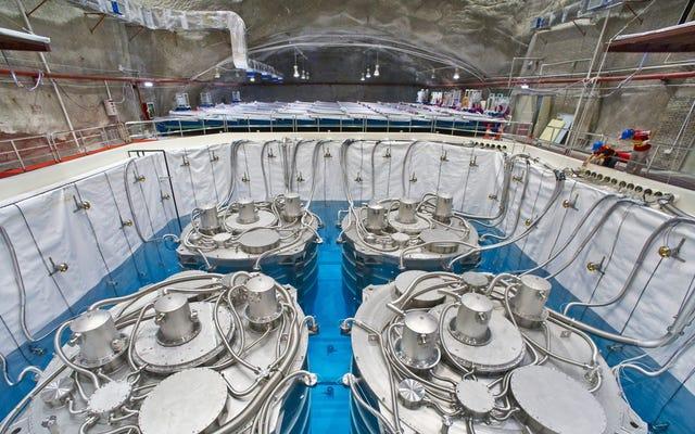 원자로의 새로운 분석, 신비한 '멸균' 중성미자에 대한 검색 재점화