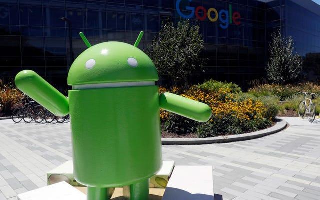 एंड्रॉइड Google डेटा को आपकी स्थिति के बारे में भेजता है भले ही आप सेटिंग में स्थान को निष्क्रिय कर दें