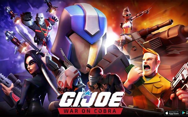 GI Joe: War On Cobra Adalah Game Strategi Mobile Cookie-Cutter lainnya
