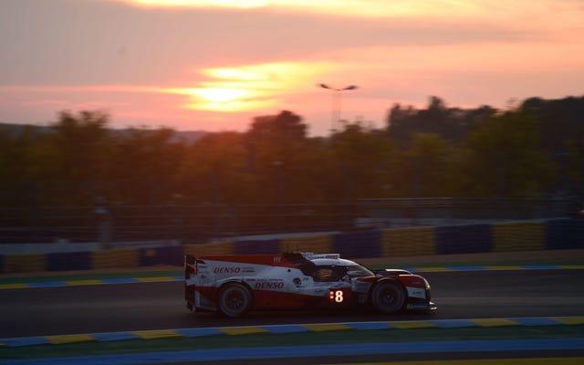 24 Horas de Le Mans 2020, 16 horas en: Jackie Chan descalificado, Toyota en problemas