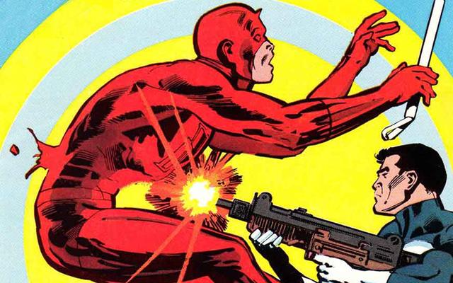 Самые важные удары Сорвиголовы и Карателя в истории комиксов