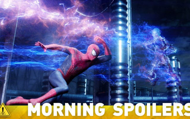 ソニーはすでにアンドリュー・ガーフィールドと一緒に素晴らしいスパイダーマン3を準備していますか?