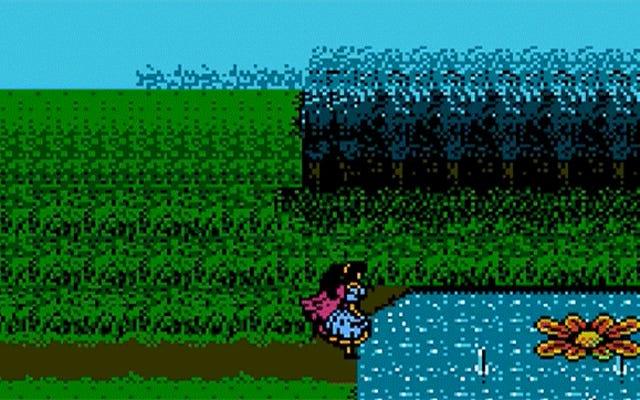 Un jeu NES brutalement dur refait surface 25 ans après avoir été mis sur les tablettes