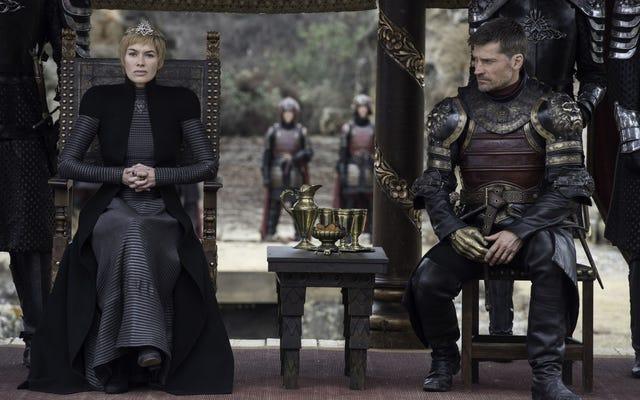 La paranoïa arrive: Game Of Thrones devient fou avec ses tactiques anti-spoiler