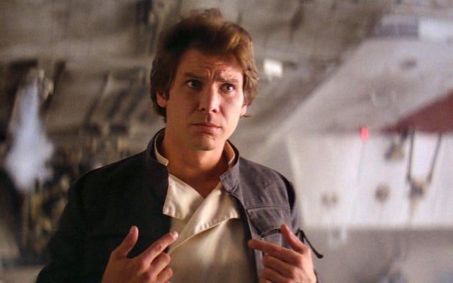 Pas de panique: Disney ne changera pas le nom de Han Solo