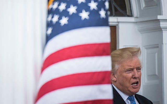 Zor Bir Kazanan Trump, Popüler Oy Kaybını Seçmen Dolandırıcılığına Dayanaksız Olarak Nitelendiriyor