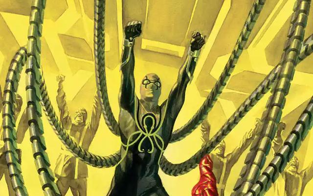 Le docteur Octopus est de retour avec un nouveau look et une nouvelle allégeance