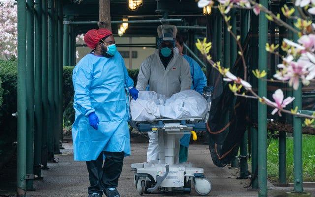 CDC เรียกร้องให้เผยแพร่ข้อมูลการทดสอบเนื่องจาก Coronavirus คร่าชีวิตชาวอเมริกันผิวดำในอัตราที่น่าตกใจ