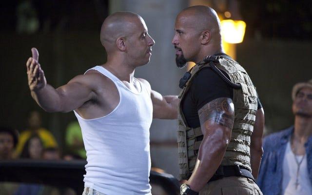 Il miglior film Fast & Furious ha tracciato un percorso per la serie e ha coinvolto anche The Rock in azione