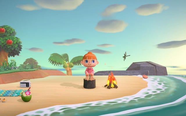 Animal Crossing: New Horizons vous permettra de décorer le monde entier