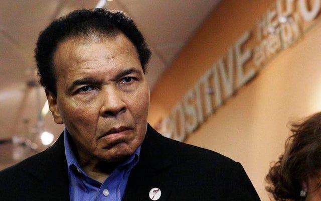 """Informe: La condición de Muhammad Ali """"afecta"""" a la familia"""