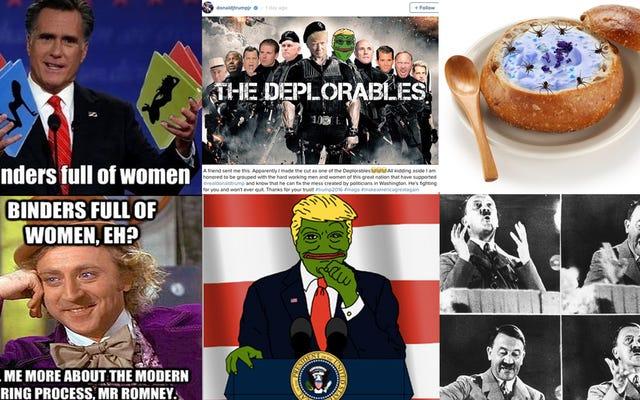 I meme più caldi delle elezioni del 2020