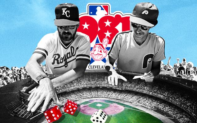 野球のストライキでさえ、クリーブランドがオールスターゲームを主催するのを止めることはできませんでした。並べ替え。